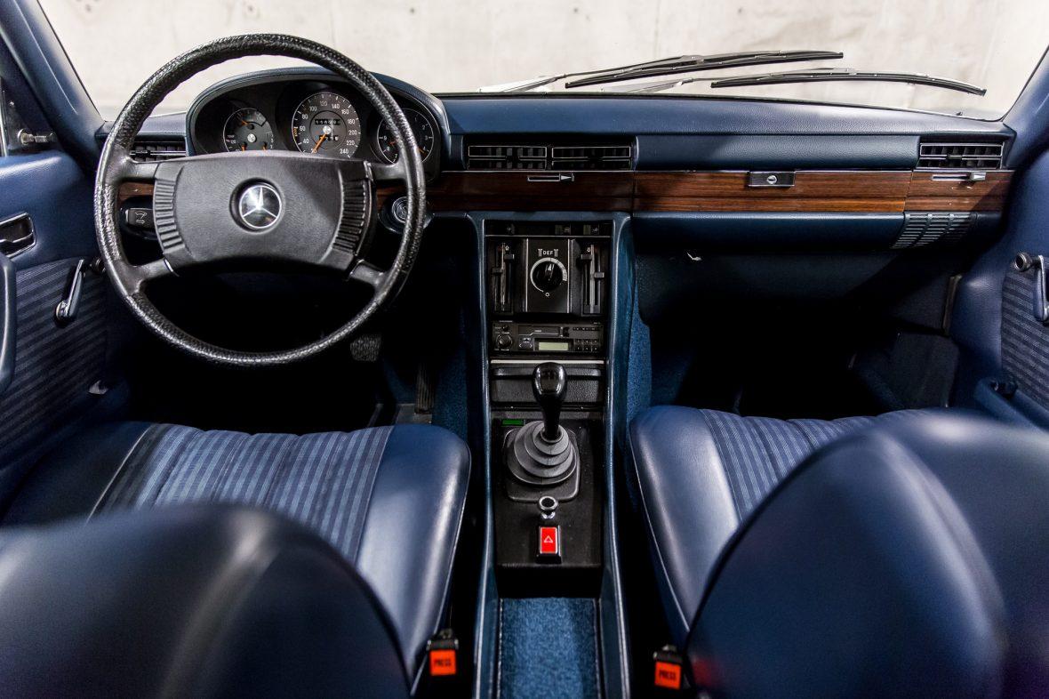 Mercedes-Benz W 116 280 S 11