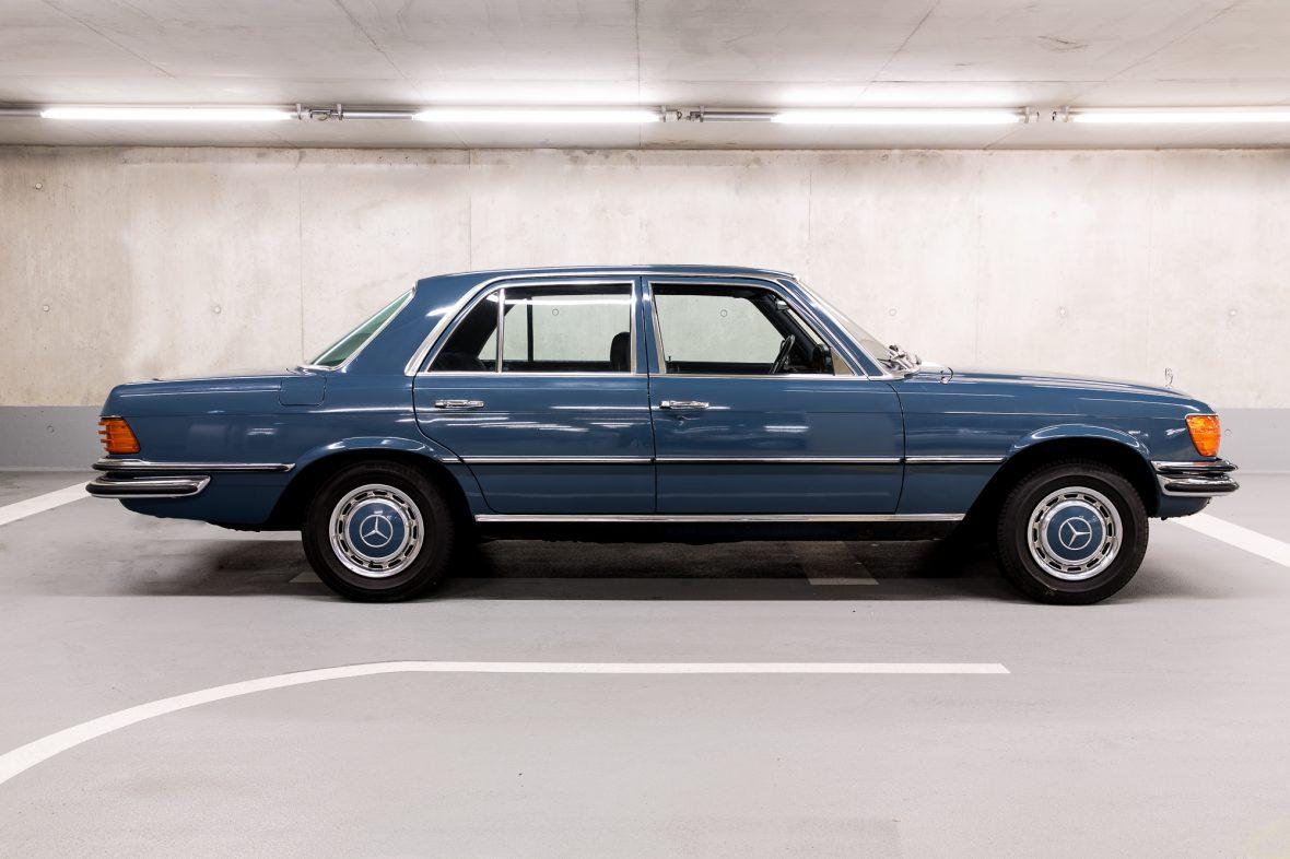 Mercedes-Benz W 116 280 S 2