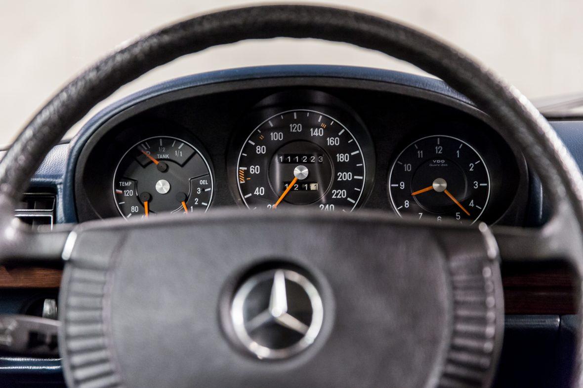 Mercedes-Benz W 116 280 S 13