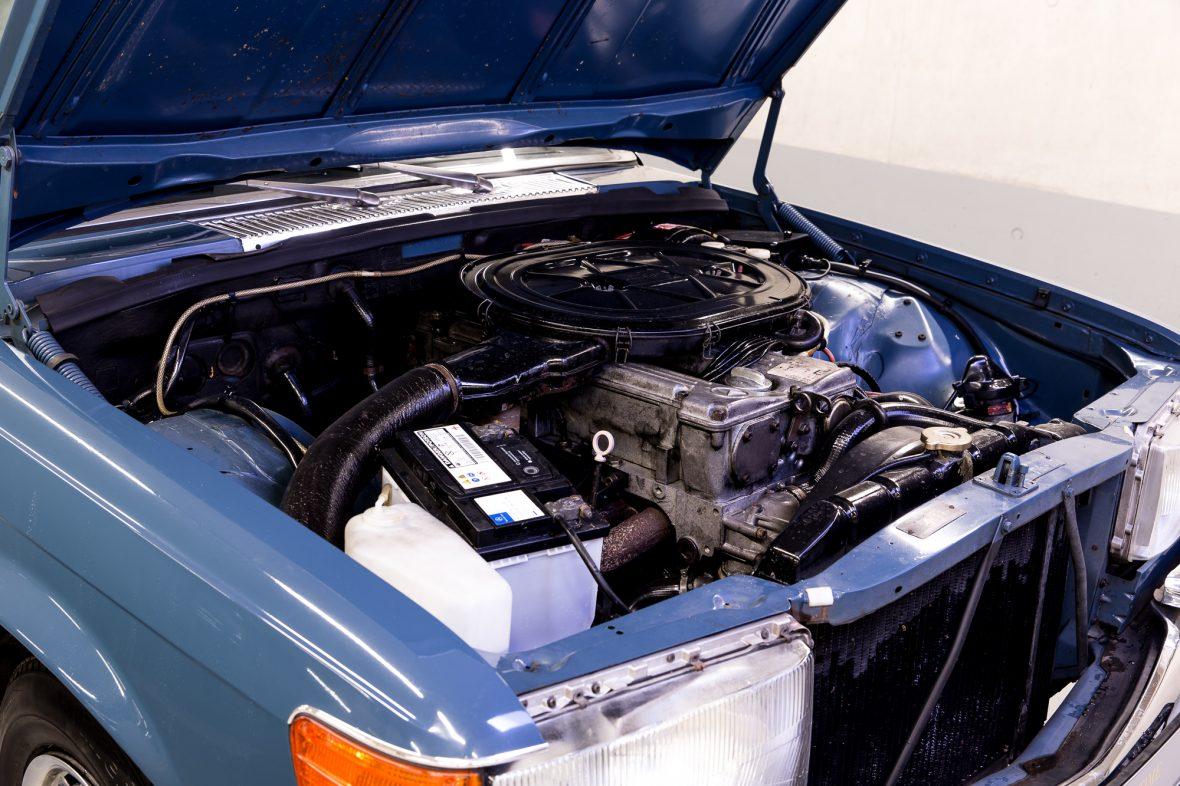 Mercedes-Benz W 116 280 S 10