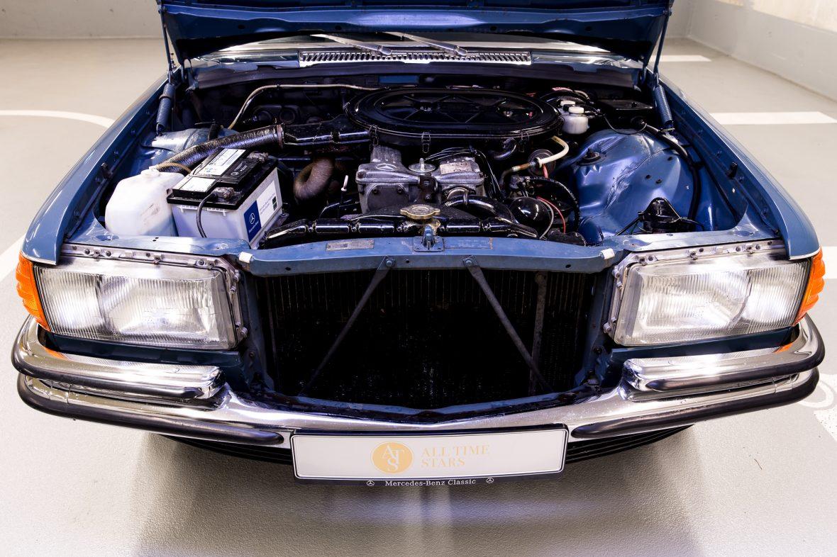 Mercedes-Benz W 116 280 S 9