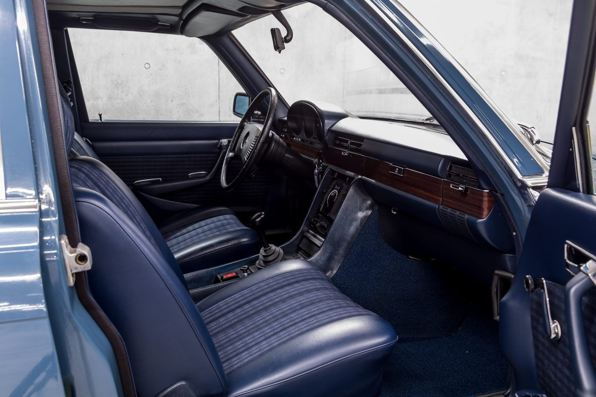Mercedes-Benz W 116 280 S 15