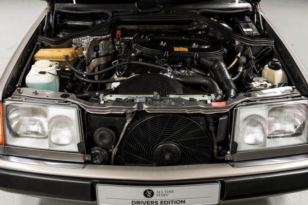 Mercedes-Benz S 124 230 TE 6