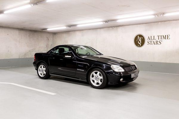 Mercedes – Benz R 170  SLK 200