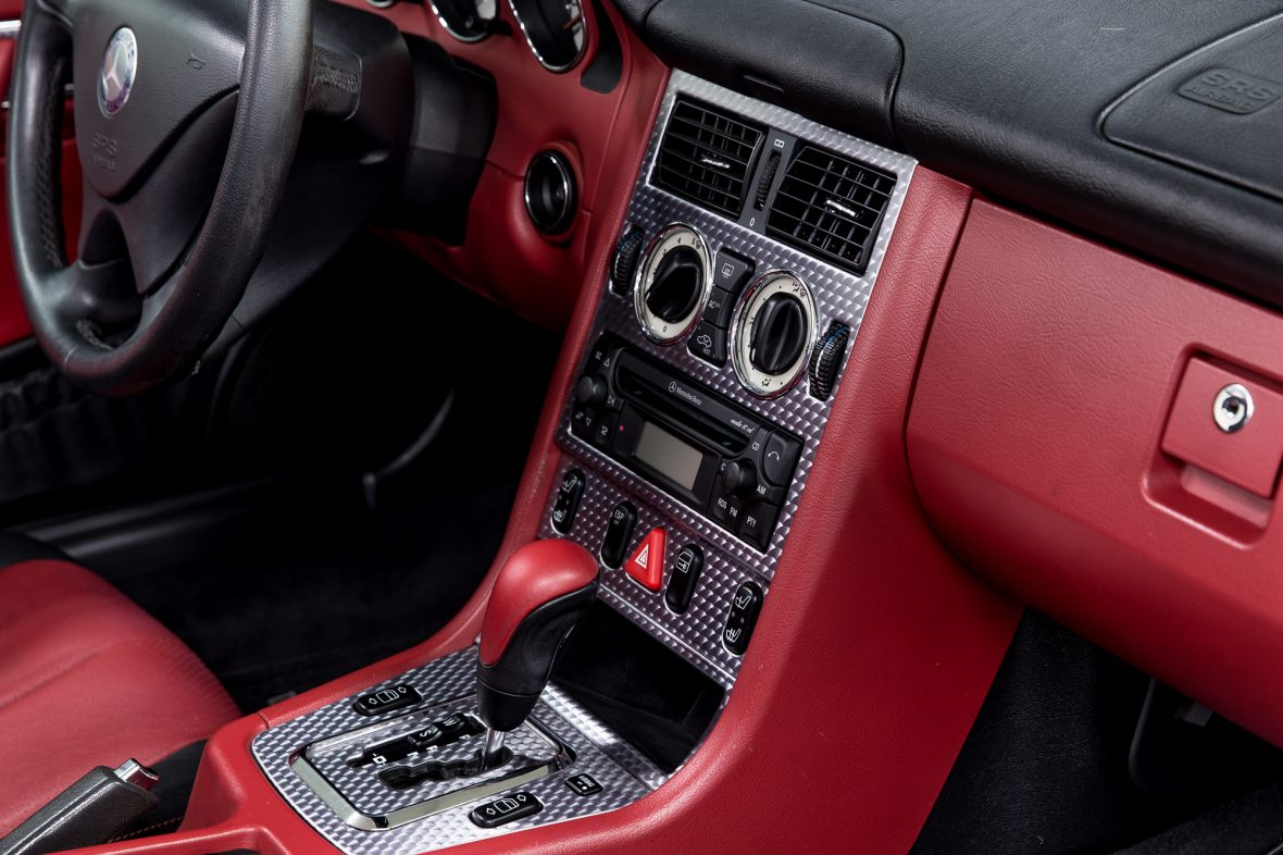 Mercedes - Benz R 170  SLK 200 8