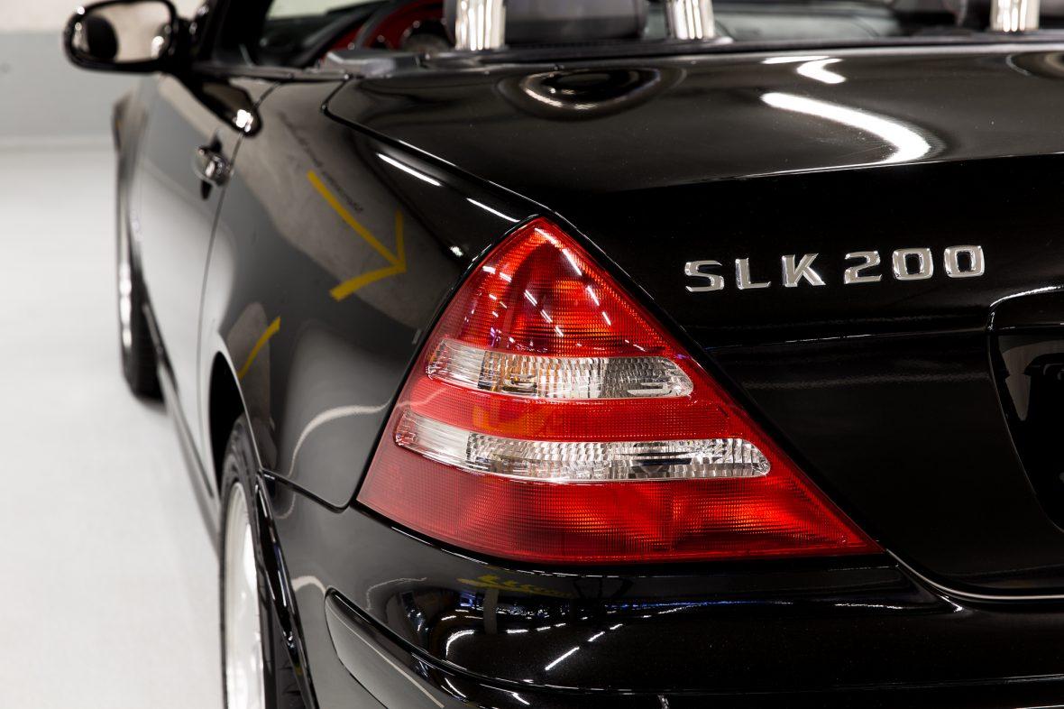 Mercedes - Benz R 170  SLK 200 14