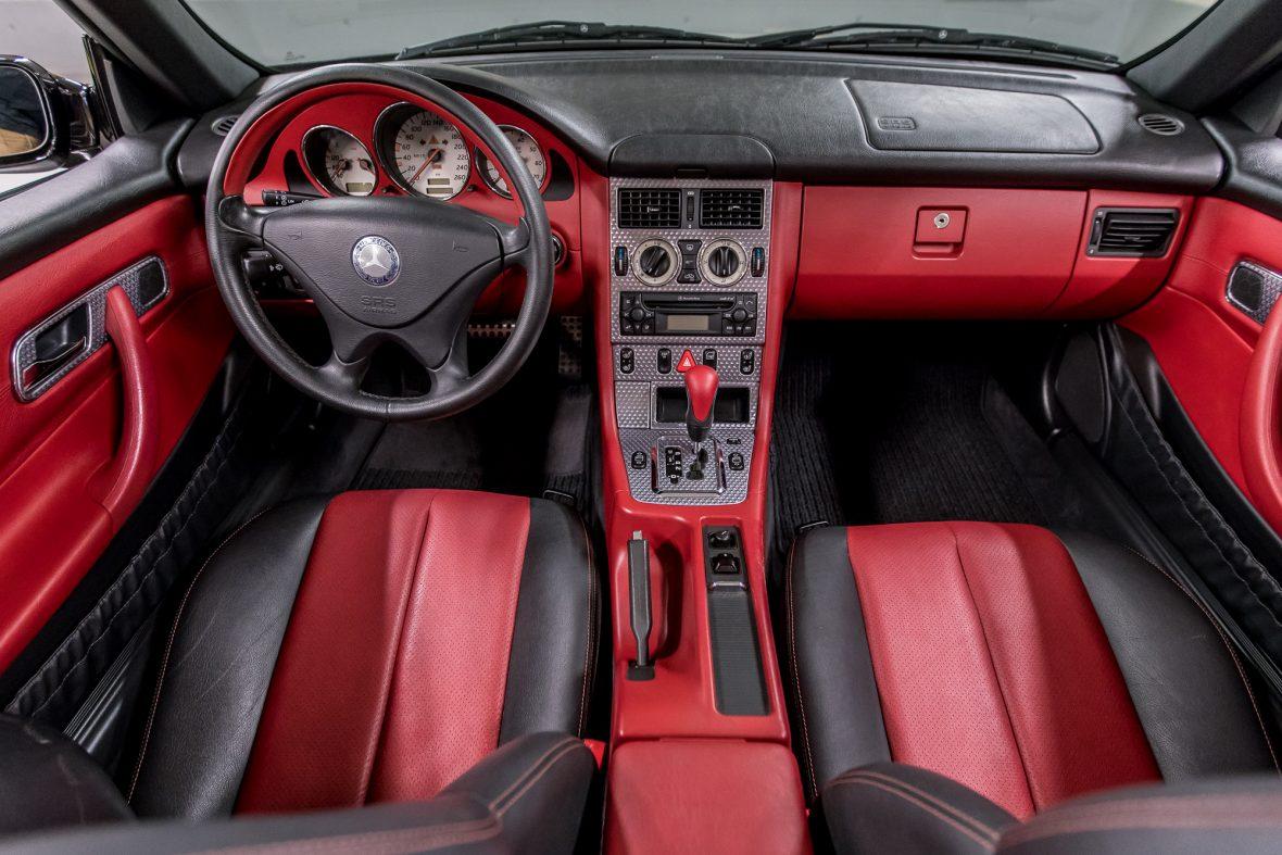 Mercedes - Benz R 170  SLK 200 10
