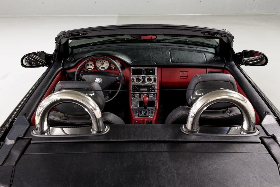 Mercedes - Benz R 170  SLK 200 16