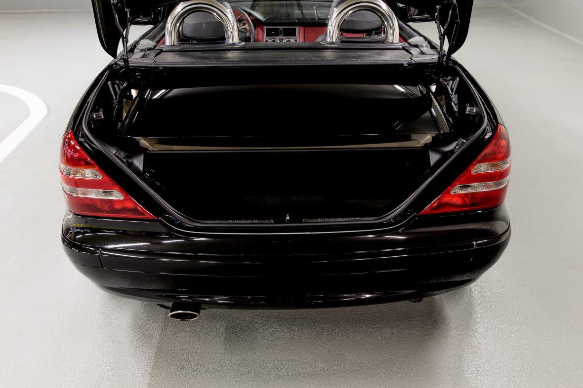 Mercedes - Benz R 170  SLK 200 17