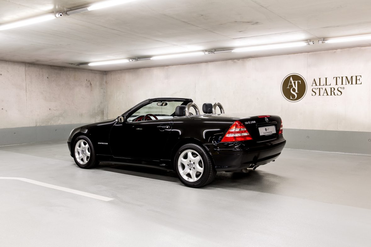 Mercedes - Benz R 170  SLK 200 1
