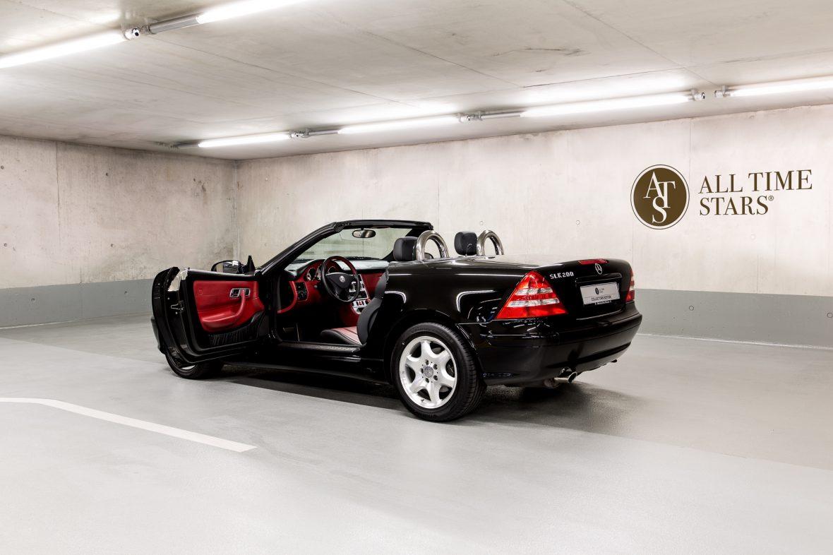 Mercedes - Benz R 170  SLK 200 2