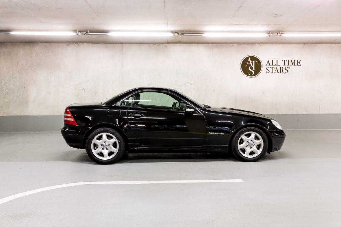 Mercedes - Benz R 170  SLK 200 4