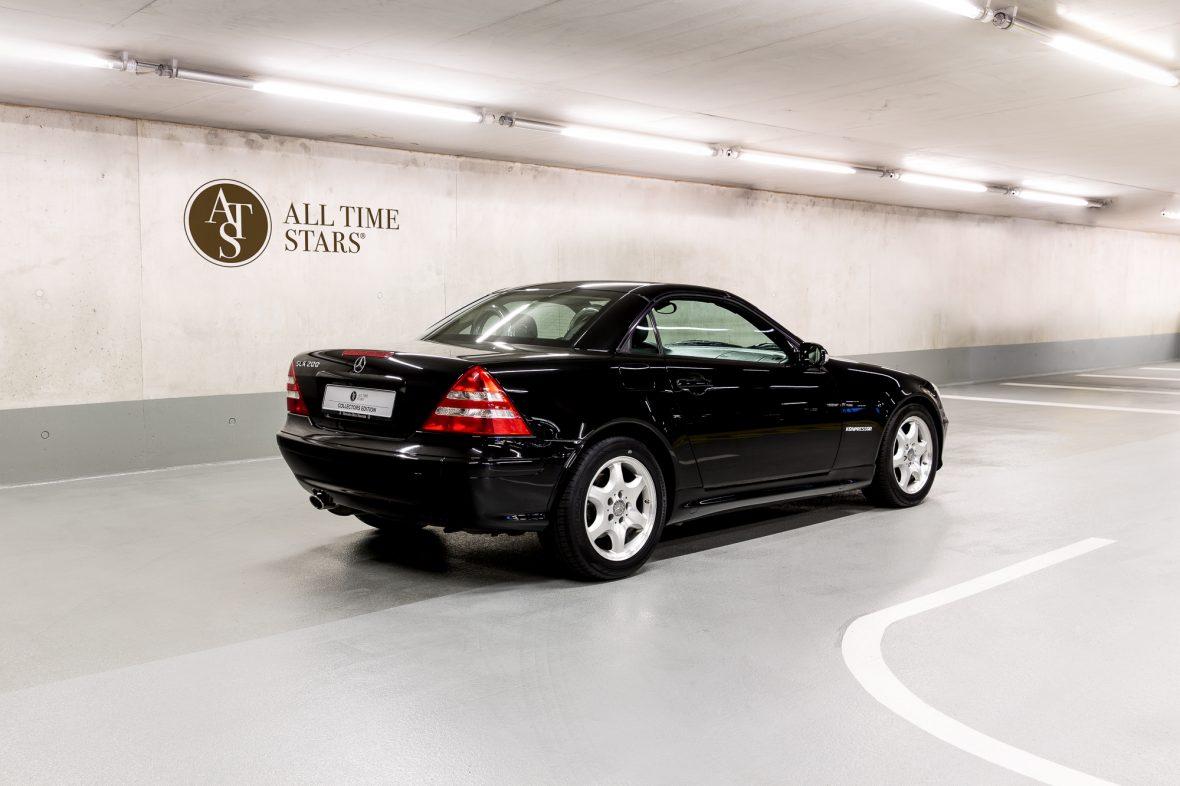 Mercedes - Benz R 170  SLK 200 0