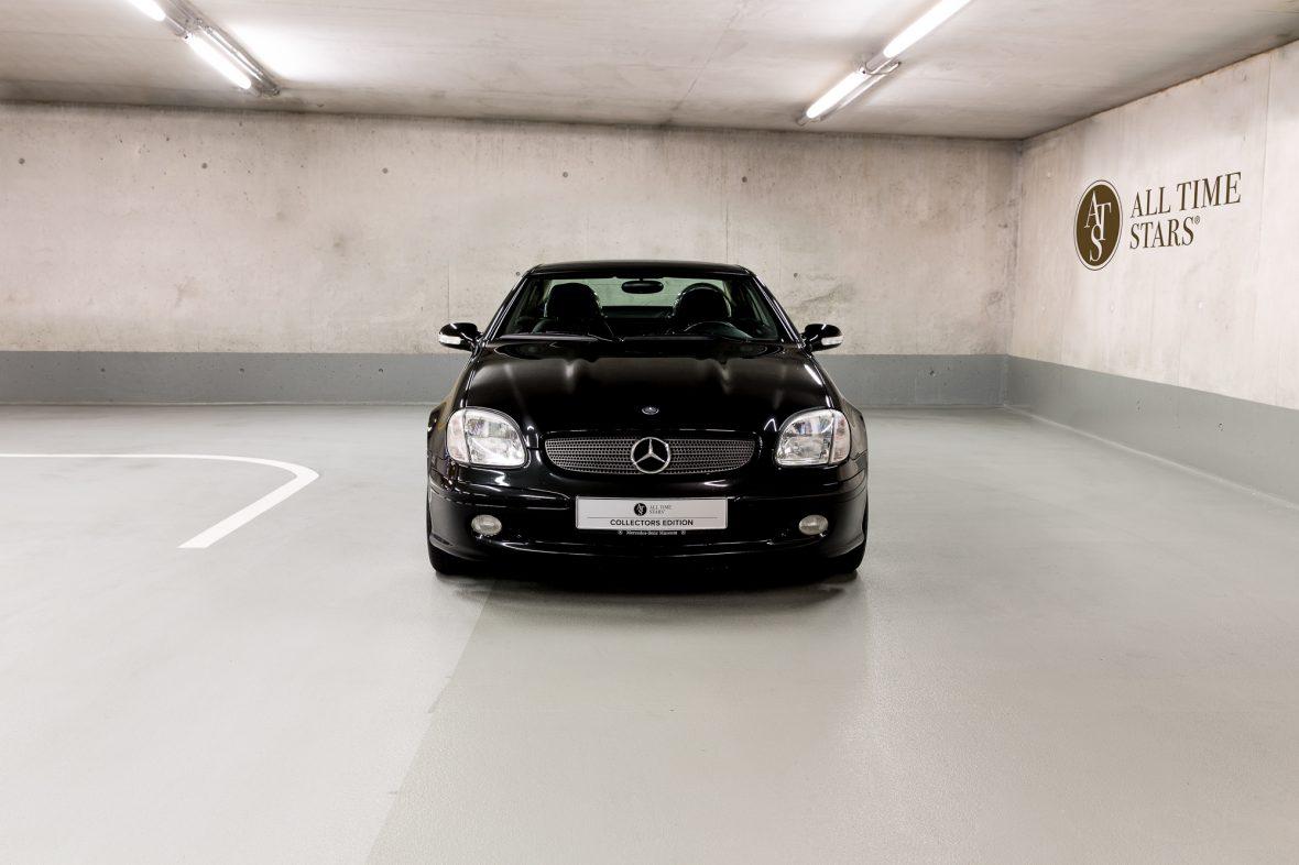 Mercedes - Benz R 170  SLK 200 3