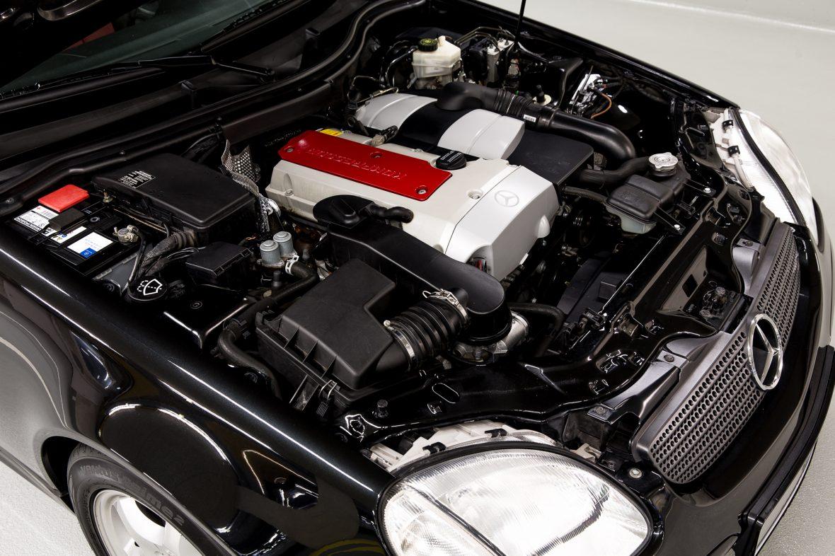 Mercedes - Benz R 170  SLK 200 12