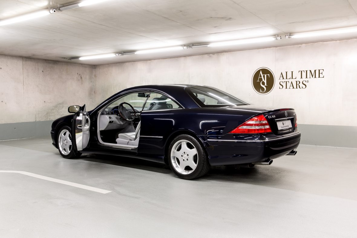 Mercedes-Benz C 215 CL 55 AMG 4