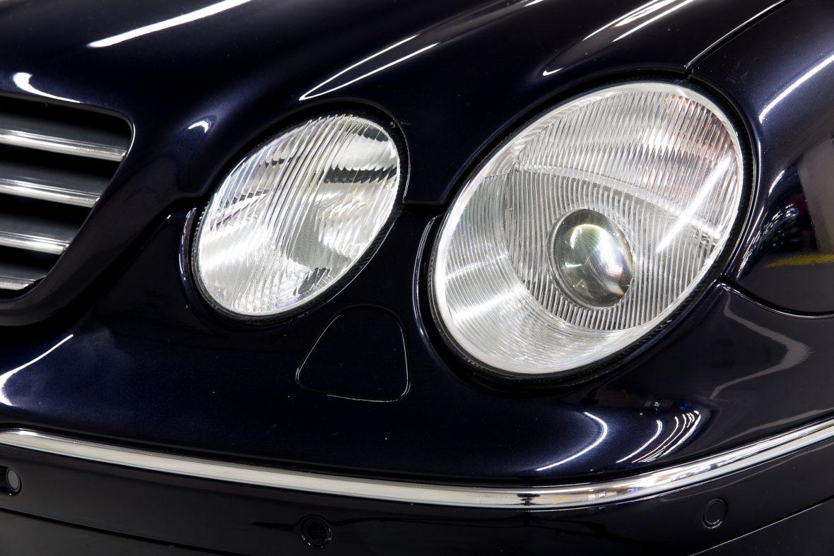 Mercedes-Benz C 215 CL 55 AMG 16