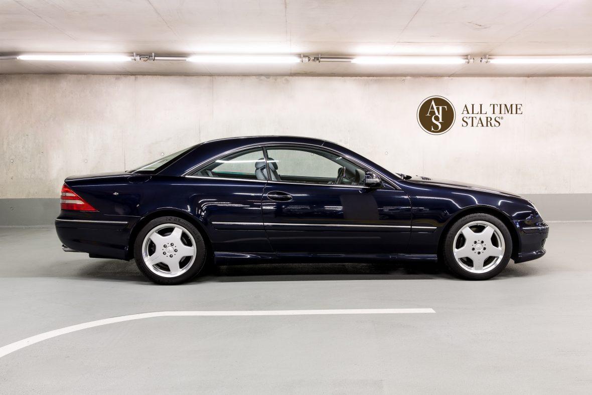 Mercedes benz c 215 cl 55 amg mercedes benz de for Mercedes benz cl 55 amg
