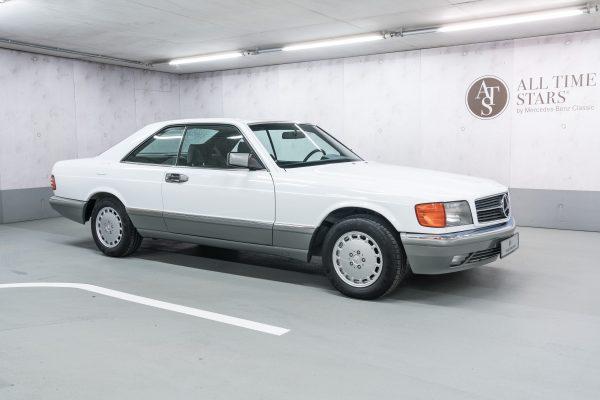 Mercedes-Benz 420 SEC (126)