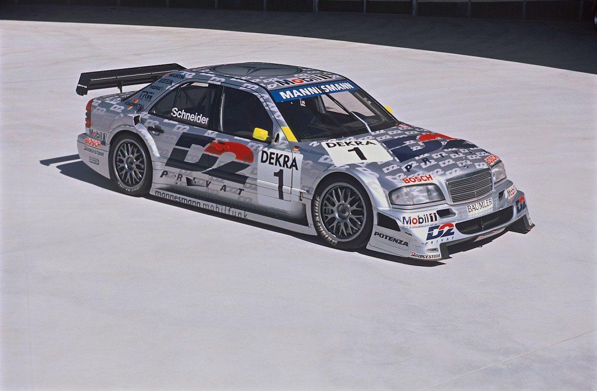 1996 Mercedes - Benz C-Klasse DTM - Bernd Schneider 1