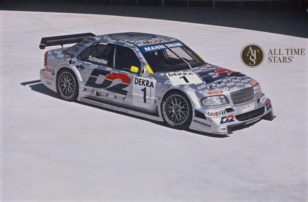 1996 Mercedes-Benz C-Klasse DTM – Bernd Schneider
