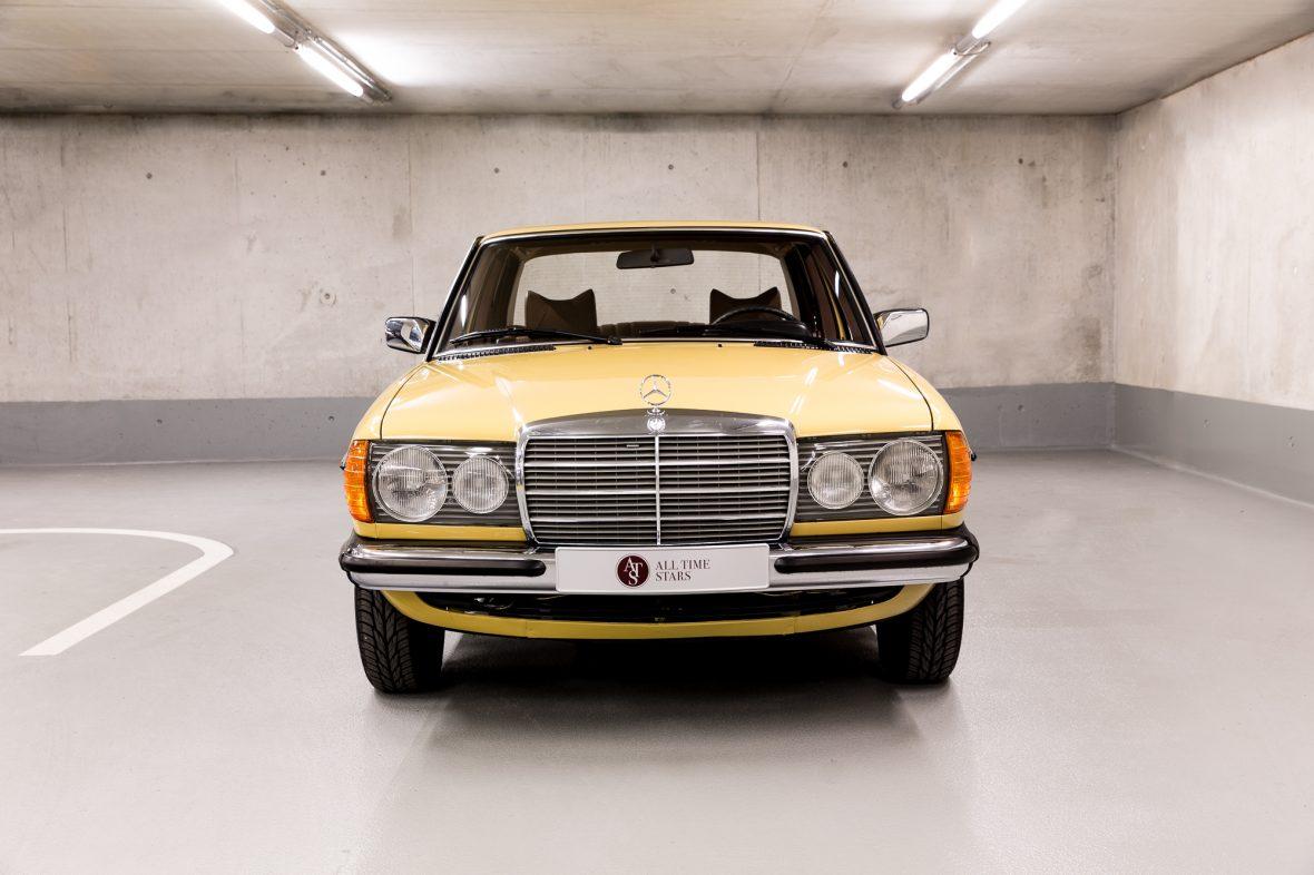 Mercedes-Benz W 123  230 7