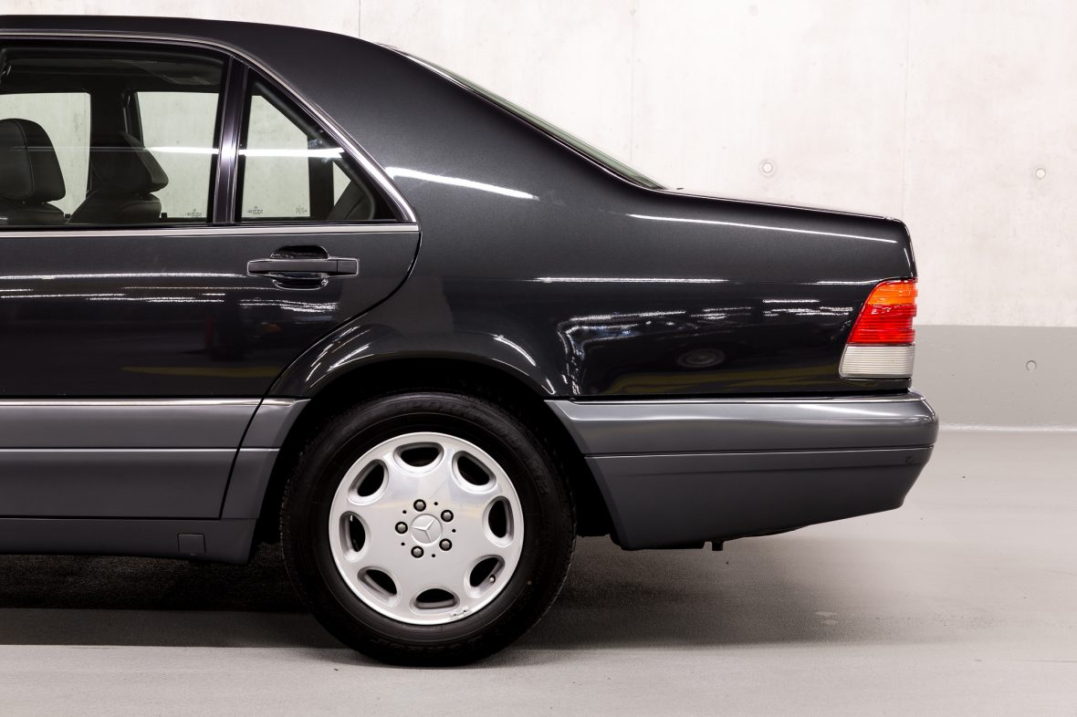 Mercedes benz w 140 s 320 mercedes benz en for 320 mercedes benz