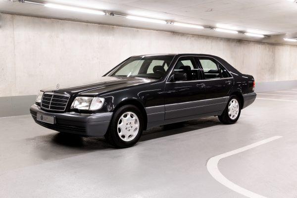 Mercedes-Benz W 140 S 320