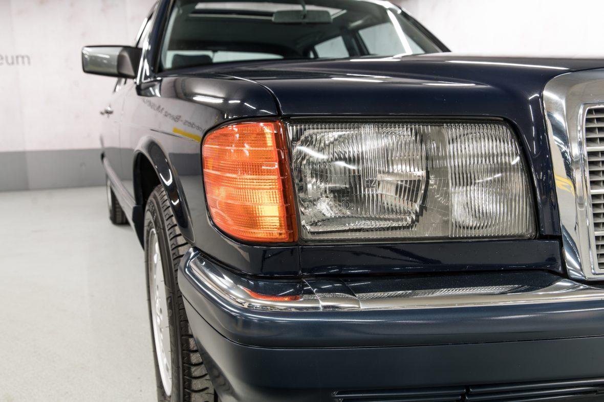 Mercedes-Benz W 126 300 SEL 8