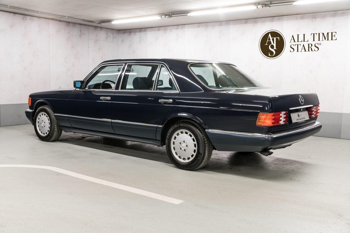 Mercedes-Benz W 126 300 SEL 11