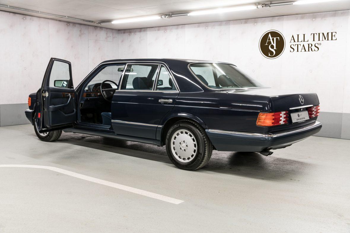 Mercedes-Benz W 126 300 SEL 12