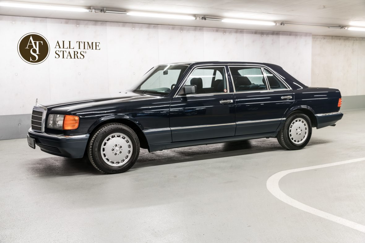 Mercedes benz w 126 300 sel mercedes benz en for Mercedes benz 300