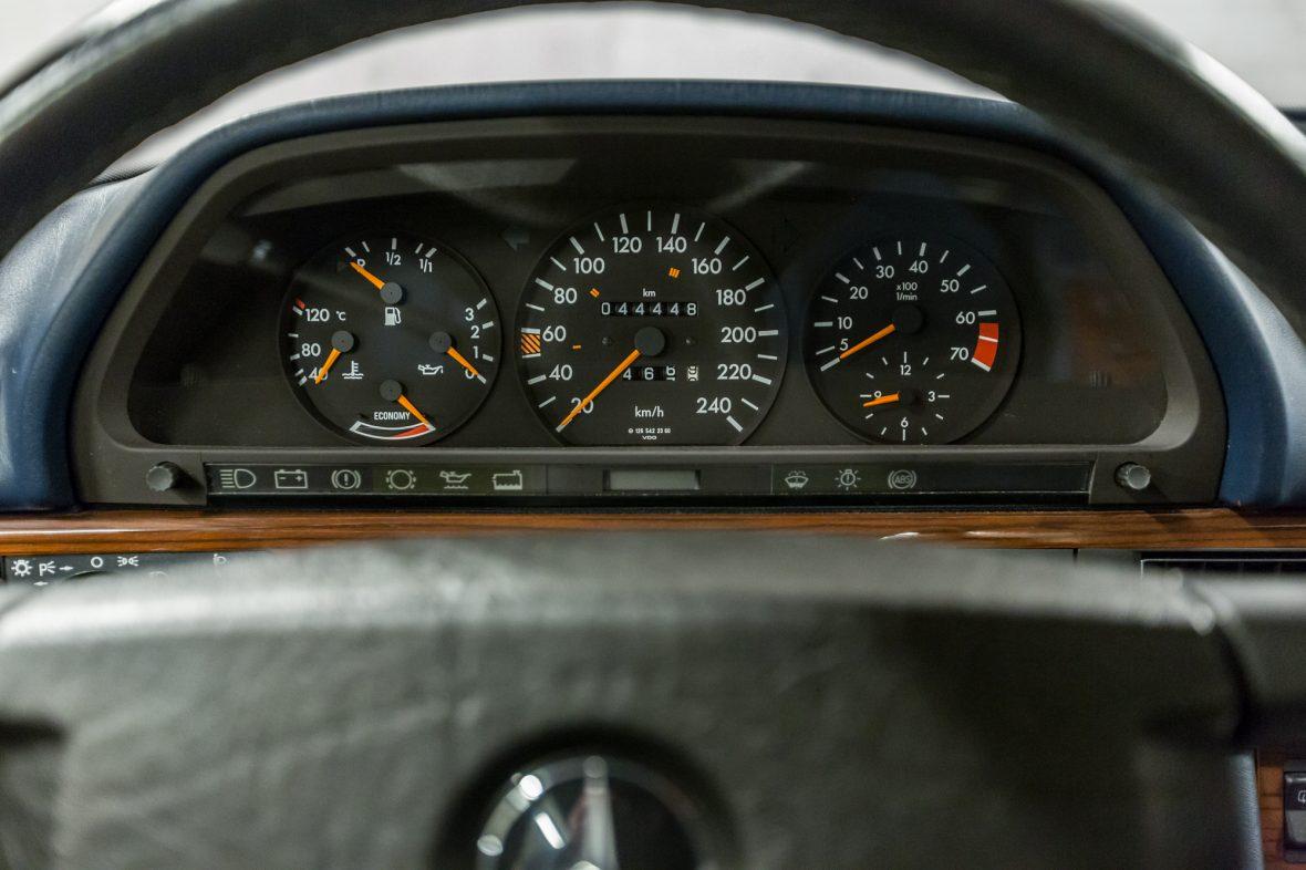 Mercedes-Benz W 126 300 SEL 17