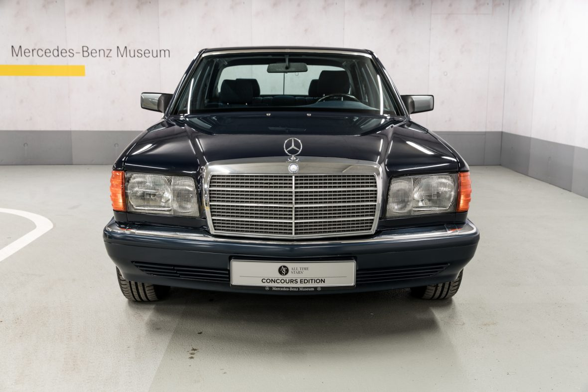 Mercedes benz w 126 300 sel mercedes benz en for Mercedes benz of cleveland