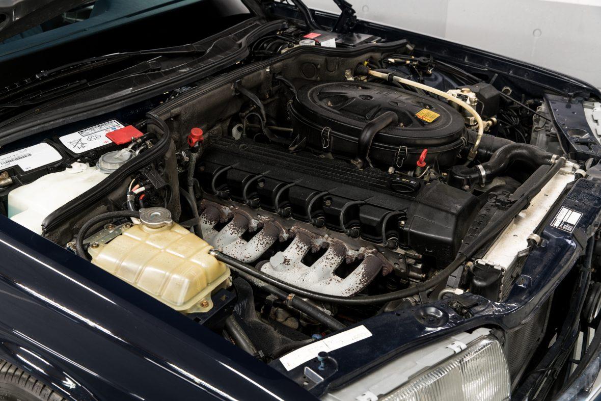 Mercedes-Benz W 126 300 SEL 4