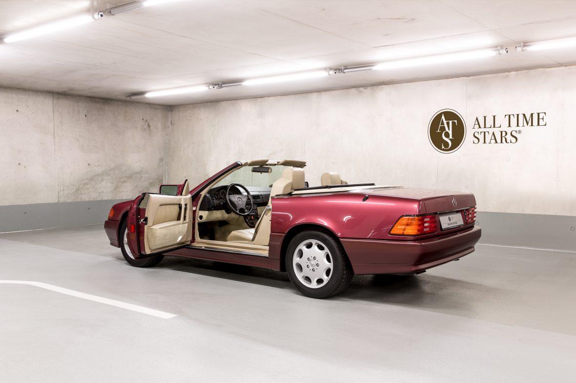 Mercedes-Benz R 129 320 SL 2
