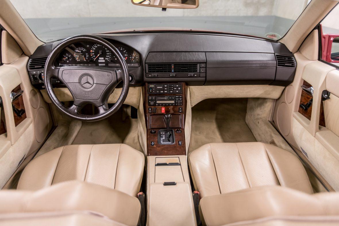 Mercedes-Benz R 129 320 SL 13