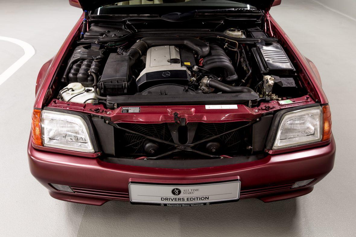 Mercedes-Benz R 129 320 SL 6