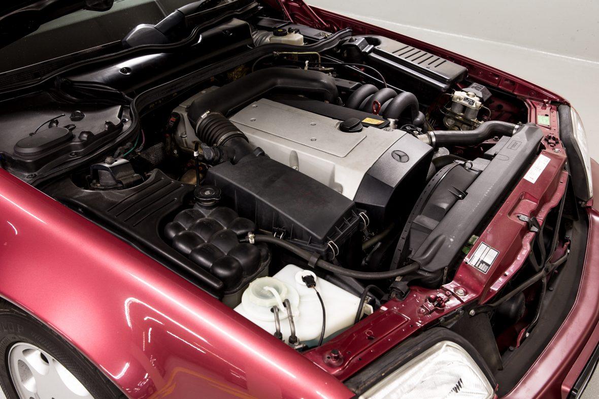 Mercedes-Benz R 129 320 SL 7