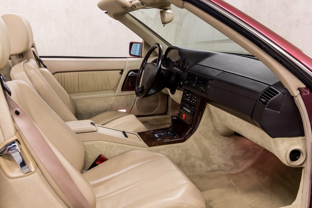 Mercedes-Benz R 129 320 SL 9
