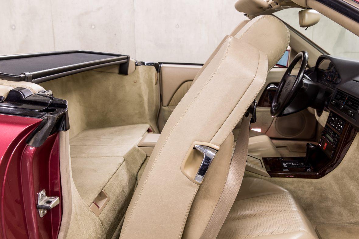 Mercedes-Benz R 129 320 SL 15