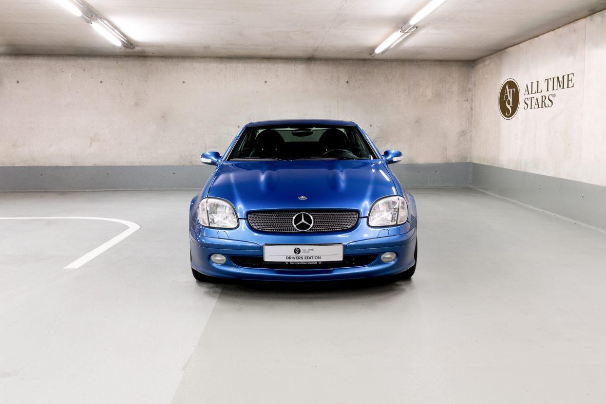 Mercedes-Benz R 170 SLK 200 Kompressor 5