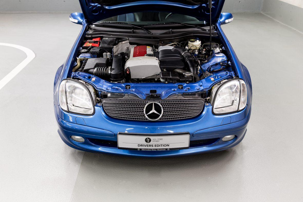 Mercedes-Benz R 170 SLK 200 Kompressor 7