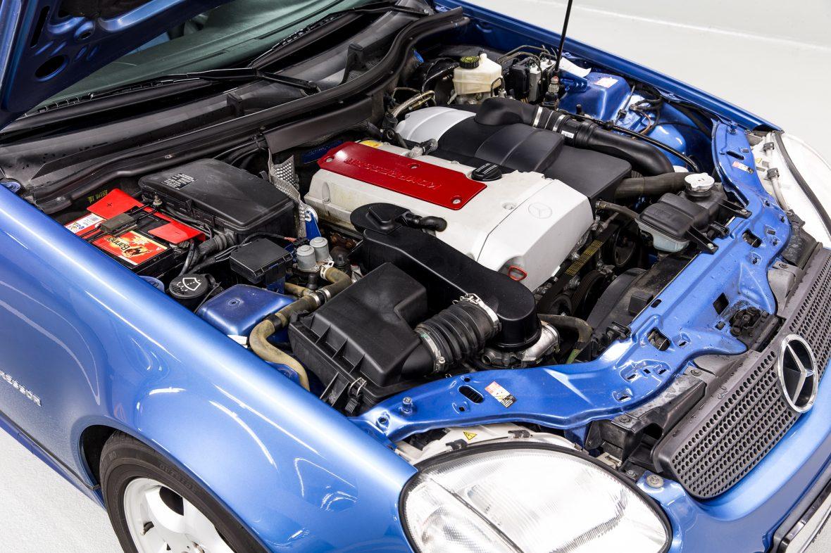 Mercedes-Benz R 170  SLK 200 Kompressor 16