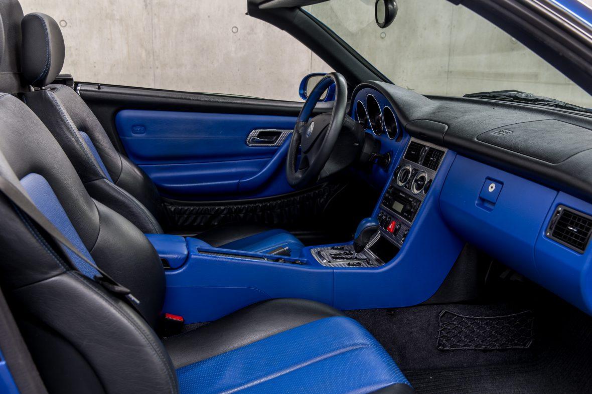 Mercedes-Benz R 170 SLK 200 Kompressor 14