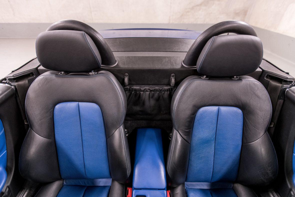 Mercedes-Benz R 170 SLK 200 Kompressor 13