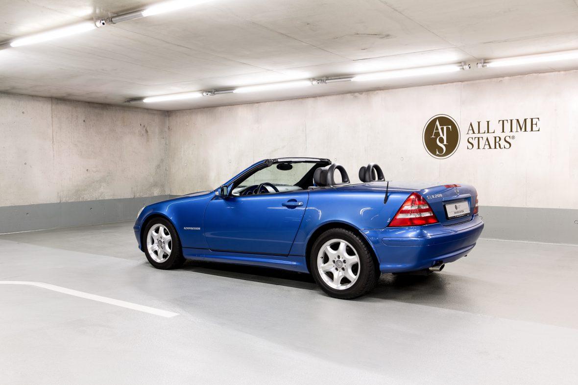 Mercedes benz r 170 slk 200 kompressor mercedes benz en for Mercedes benz r