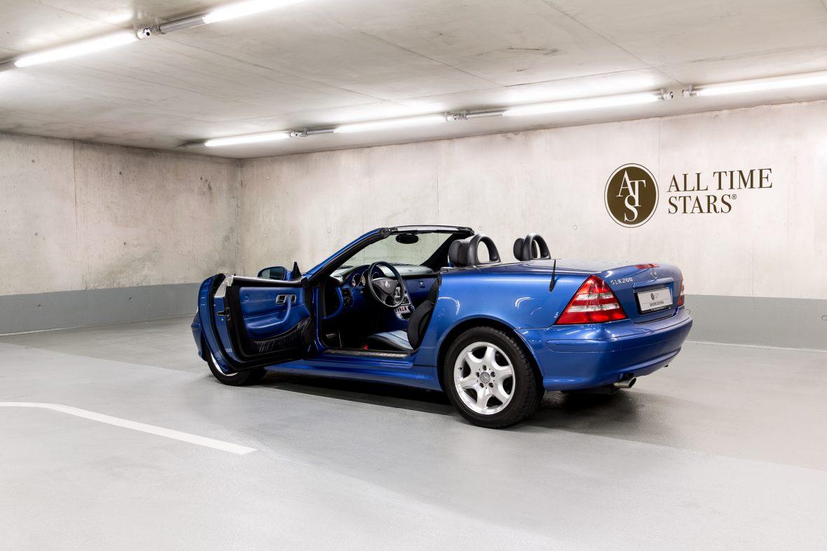 Mercedes-Benz R 170 SLK 200 Kompressor 4