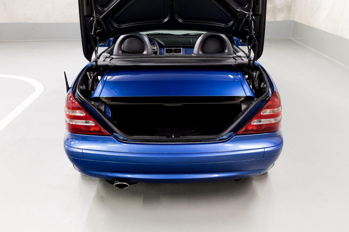 Mercedes-Benz R 170  SLK 200 Kompressor 8