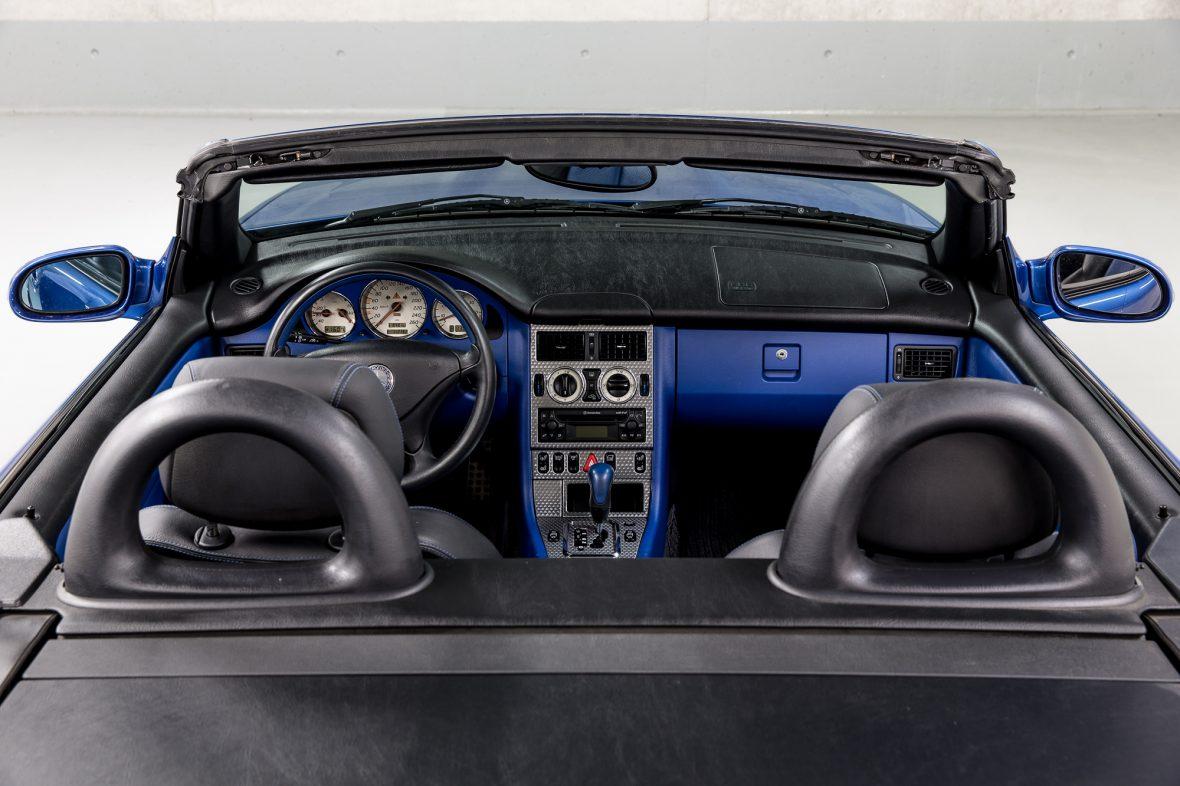 Mercedes-Benz R 170  SLK 200 Kompressor 6
